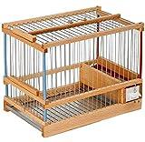 motisi zootecnici gabbia in legno per uccelli modello cinciarella