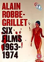 Alain Robbe-Grillet Collection 1963-1974 (6 Films) - 5-DVD Box Set ( L'immortelle / Trans-Europ-Express / L'homme qui ment / L'éden et après / N. [ NON-USA FORMAT, PAL, Reg.2 Import - United Kingdom ]
