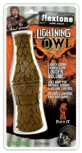 Flextone Lightning Owl Call
