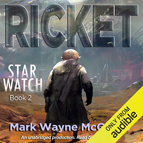 Ricket Audiobook By Mark Wayne McGinnis cover art