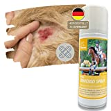 EMMA® Zinco Spray per Cavalli I Spray per la Protezione e la Copertura delle ferite I per Una guarigione ottimale delle ferite I Unguento Spray 200 ml