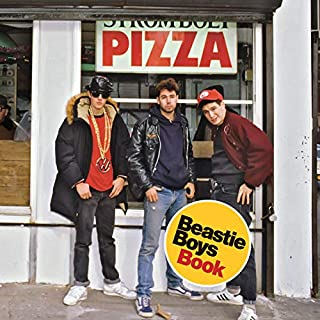 Beastie Boys Book audiobook cover art