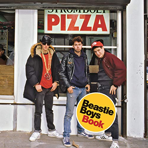 Page de couverture de Beastie Boys Book