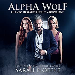 Alpha Wolf audiobook cover art