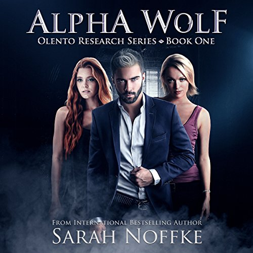 Alpha Wolf audiobook cover art