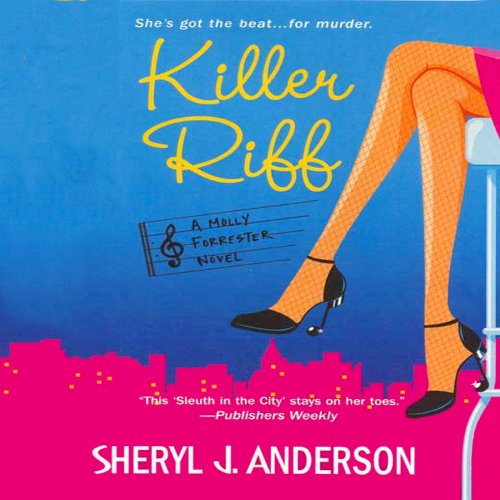 Killer Riff audiobook cover art