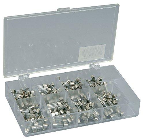 Quecksilber 799.050uk Sortiment von Sicherungen–Silber (160-teilig)