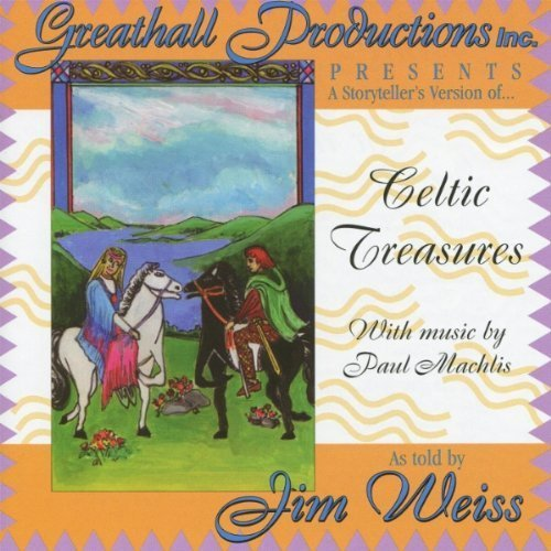 Celtic Treasures by Jim Weiss (2000-09-15)
