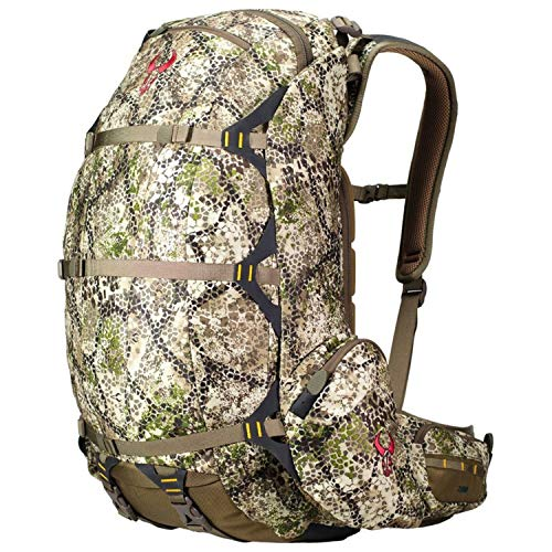 Badlands 2200 Camouflage Hunting Backpack - Meat Hauler - Rifle, Bow, and Pistol Compatible and Hydration Compatible