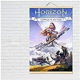 Horizon Zero Dawn HD Game Poster en lienzo Pared moderna Decorativo...