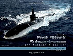 The US Navy's Fast Attack Submarines, Vol.1: Los Angeles Class 688