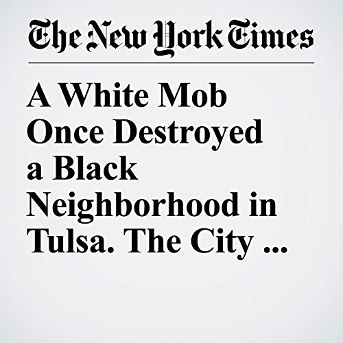 A White Mob Once Destroyed a Black Neighborhood in Tulsa. The City Wants to Find the Graves. copertina