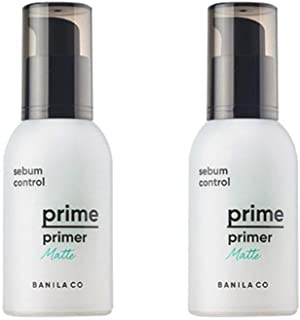 バニラコプライムプライマーマット30mlx2本セット皮脂ケア、Banila Co Prime Primer Matte 30ml x 2ea Set Fiji Care [並行輸入品]