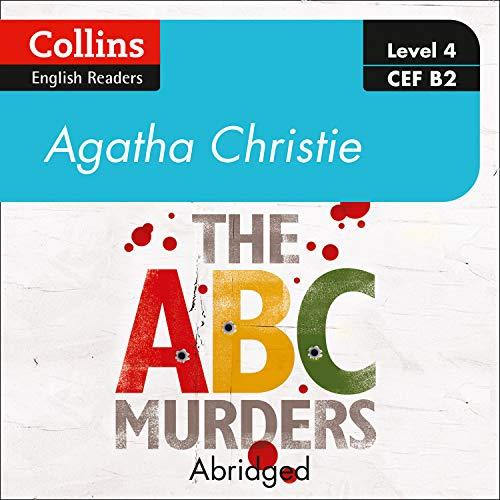 The ABC Murders: Level 4 – Upper- Intermediate (b2) cover art