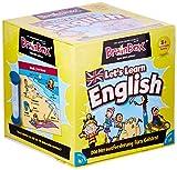 Unbekannt Lernspiel Juego de Preguntas para niños a Partir de 8 años, Color Let's Learn English (Green Board Game 2094952)