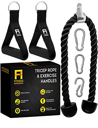 Tricep Rope Cable Attachment 35 ...