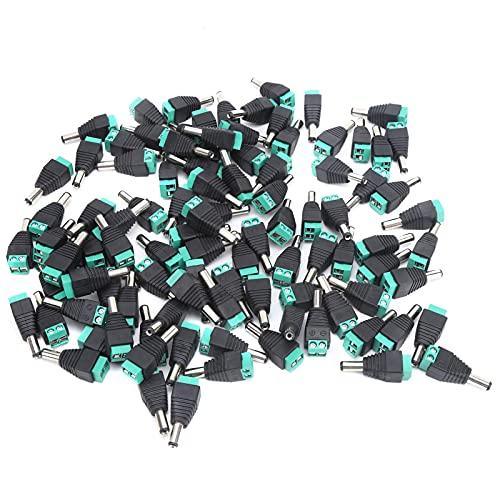 100 terminales de cable de alimentación para enchufe de cable, poste de...