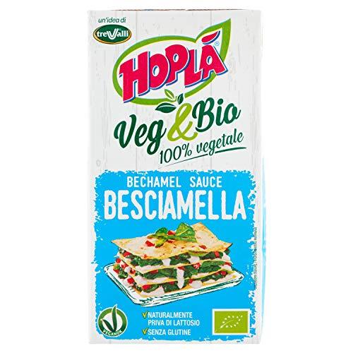 Tre Valli Besciamella Hopla' Bio, 500ml