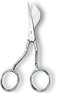 Havel Double Pointed Duckbill Applique Scissors 6in