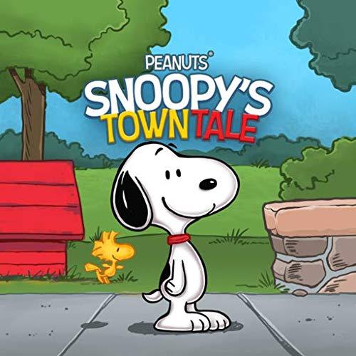 Peanuts: Construye la Ciudad de Snoopy Simulador