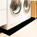 American Floor Mats Washer Dryer Rubber Floor Mats - Vibration Damping Mats (3' x 5')