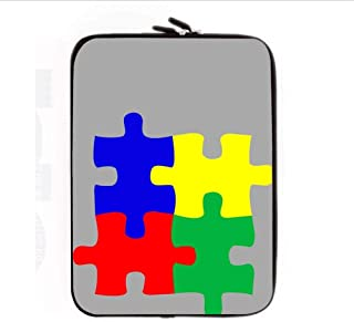 Have With Autism 1 Silicone Cute Men Compatible On Table Bag For 10Inch. Choose Design 142-4