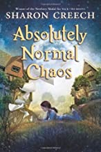Absolutely Normal Chaos by Creech, Sharon Published by HarperCollins English Language edition (2012) Paperback