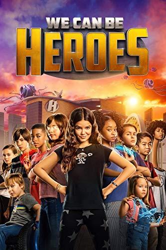 LVQIANHOME We Can Be Heroes Movie poster Niños Puzzle 1000 Piezas Madera Puzzle Juego Clásico Puzzle Ocio Arte Toys Puzzles (75x50cm)