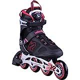 K2 Rollers pour Femme Velocity 84 Boa W - Noir/Violet - Pointure 39