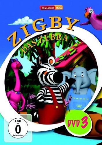 Zigby - Das Zebra, DVD 3