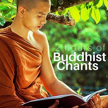 2 Hours of Buddhist Chants - Relaxing Zen Music for Meditation