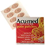 Acumed Pain Relief Patches - 1 pack of 8