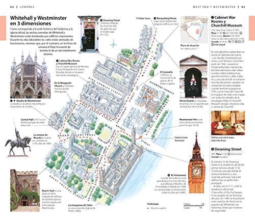 Guía Visual Gran Bretaña: Las guías que enseñan lo que otras solo cuen... - 51hu gv72XL