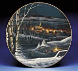 Wintertime Collector Plate by Terry Redlin