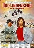 Udo Lindenberg - Rock Revue 1979 - Poster Plakat