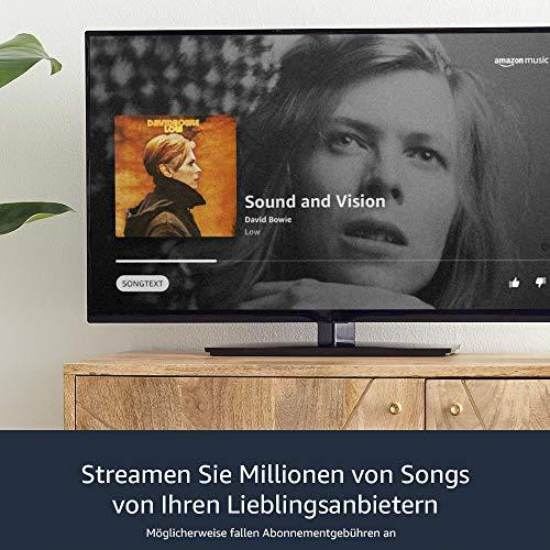 Wir stellen vor: FireTVStickLite mit Alexa-Sprachfernbedienung Lite (ohne TV-Steuerungstasten) | HD-Streaminggerät | 2020