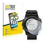 BROTECT Schutzfolie kompatibel mit Garmin Tactix Bravo (2 Stück) klare Bildschirmschutz-Folie