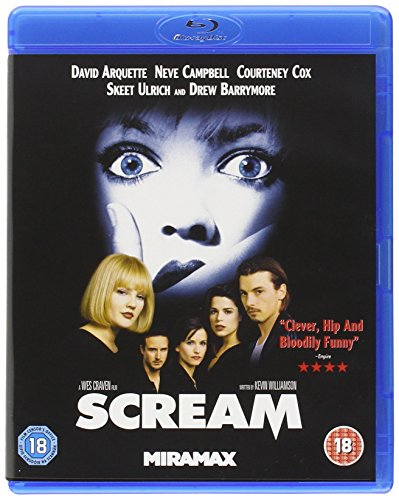 Scream 1-3 [Blu-ray]
