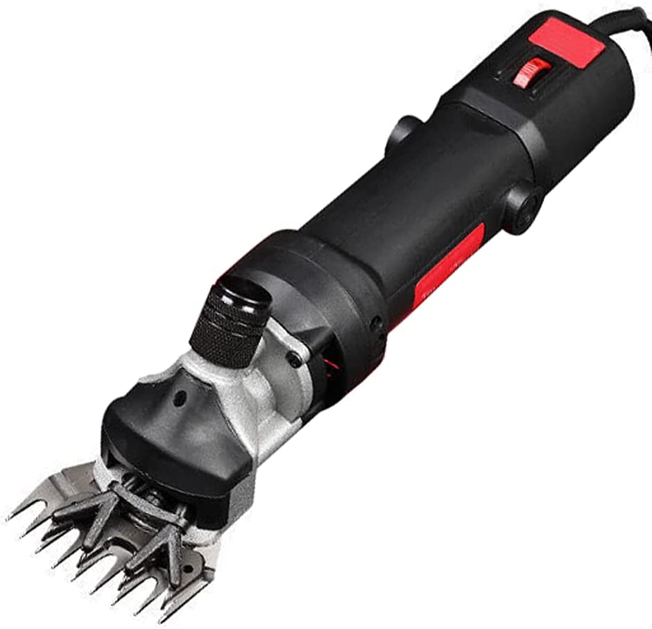 MOOLFN 650W Professional Shipping included Sheep Shears Speeds Electric Spring new work Shearing 6