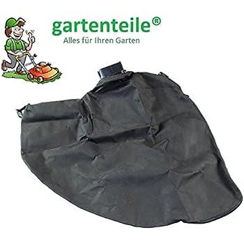 Gartenteile/® Sacco di Raccolta per Grizzly ELS 220 Aspirafoglie Elettrico