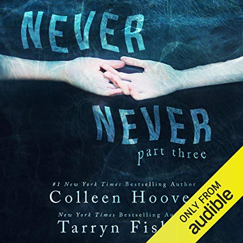 Couverture de Never Never: Part Three
