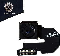 KAKUSIGA KAKUSIGA Compatible with iPhone 6 New OEM 8MP Autofocus Main Rear Back Camera Module Flex Cable Replacement for 6 4.7