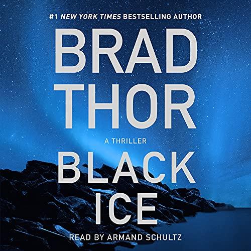 Page de couverture de Black Ice