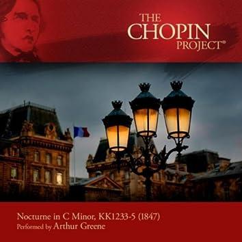 Nocturne in C Minor, KK 1233-5