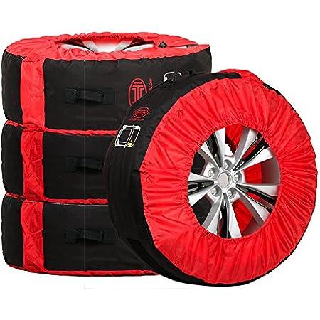 Original Skoda Rädertaschen Reifentaschen Bis 18 Zoll Und 245mm Reifenbreite Auto