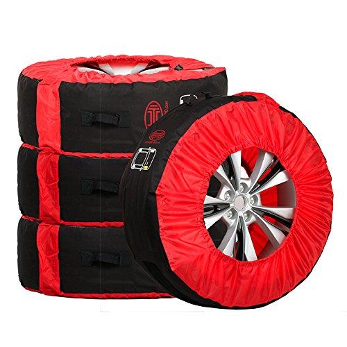 HEYNER Reifentaschen 16-22 Zoll SUV (4er-Set) Premium Reifen Aufbewahrung