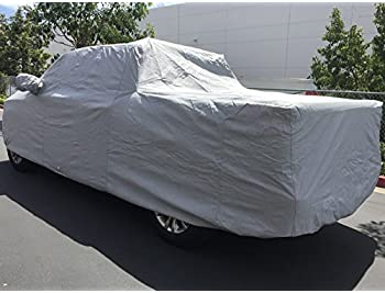 2011 2012 GMC Sierra 2500HD Crew Cab 8ft Long Bed Breathable Truck Cover