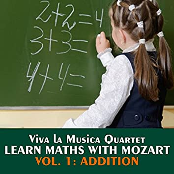 Learn Maths with Mozart, Vol. 1, Addition