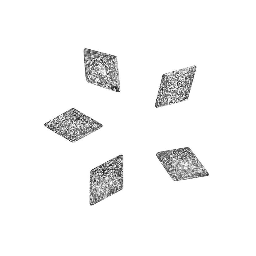 レジデンスはっきりしない意義Bonnail ラフスタッズシルバー ダイヤ4×2mm 30P
