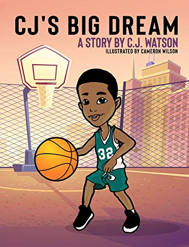 CJ's Big Dream (English Edition)